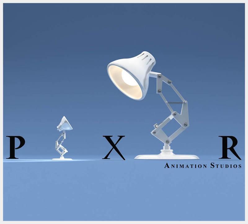Logotipo de los estudios de animación Pixar