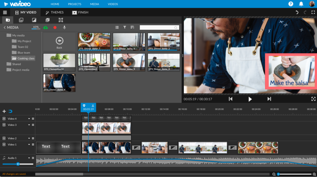 Los mejores editores de video online gratis - Escuelacine.com