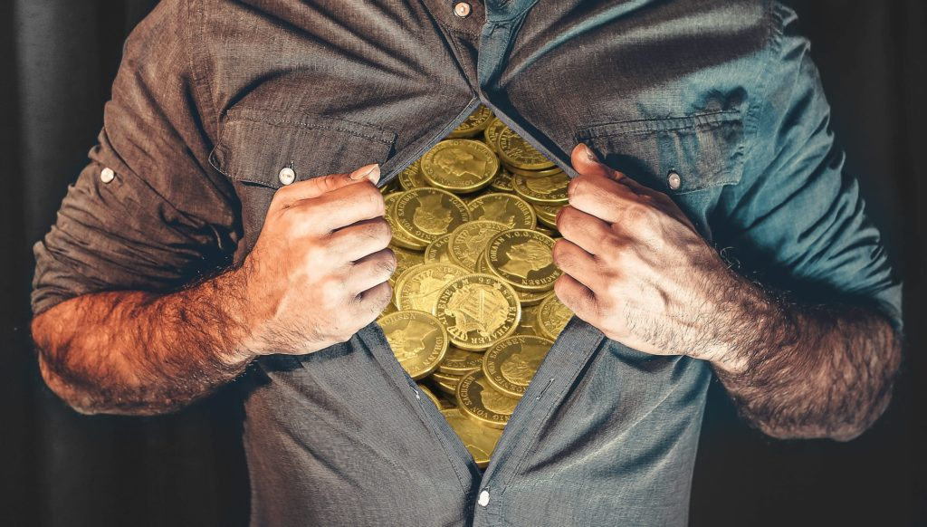 Quien controla el dinero