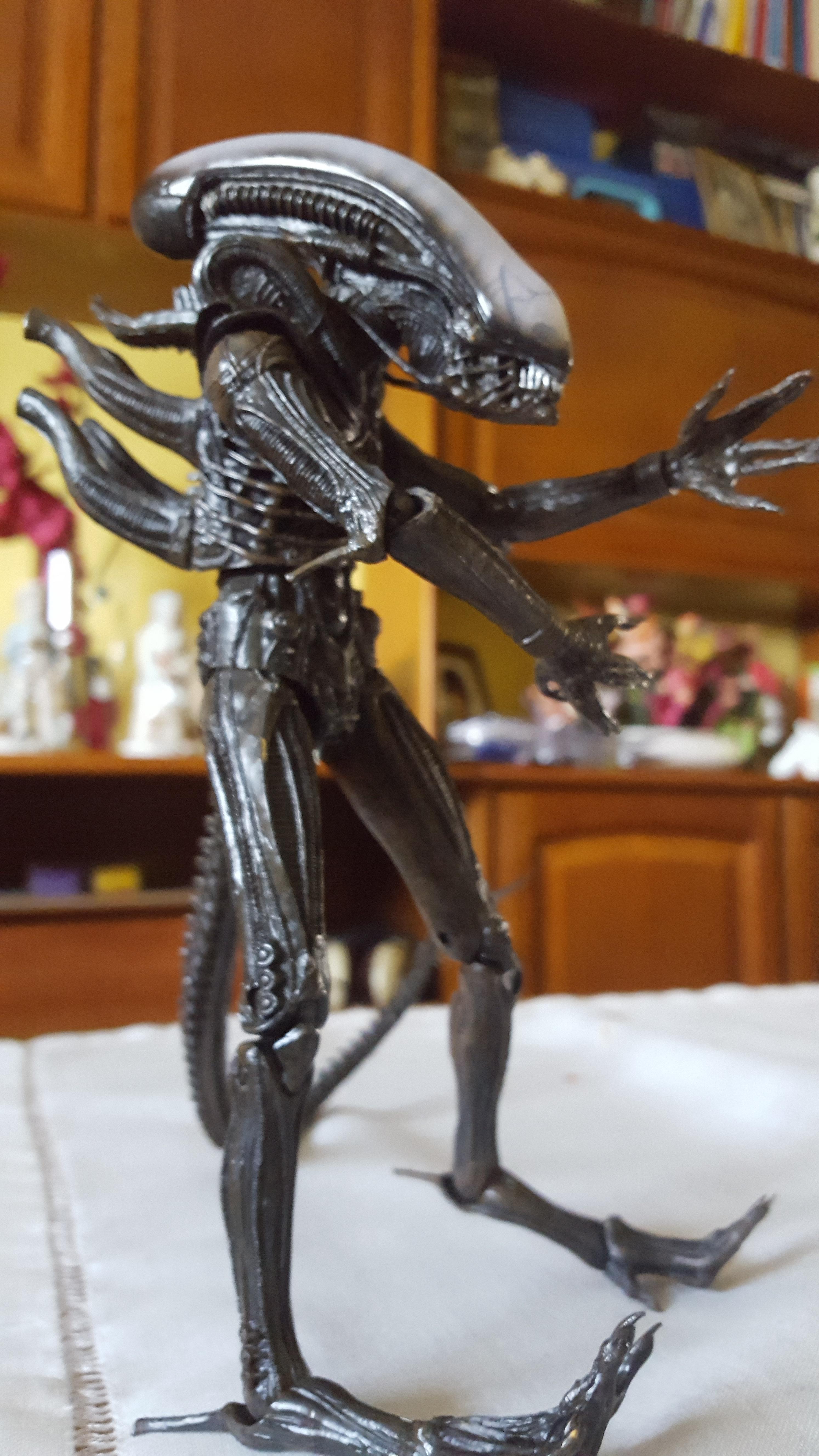 Mi alien